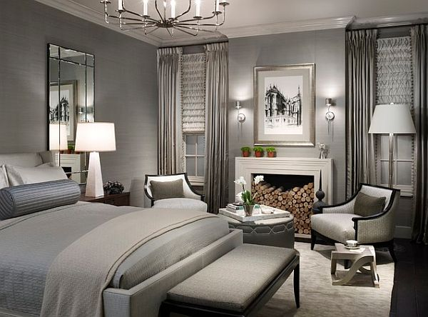 monochromatic bedroom design - Bedroom Design And Color