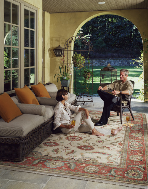 Outdoor Rugs from Dover Rug & Home