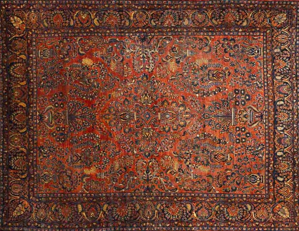 Antique Rug from Dover Rug & Home