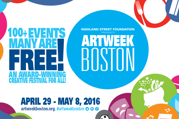 ArtWeek Boston 2016