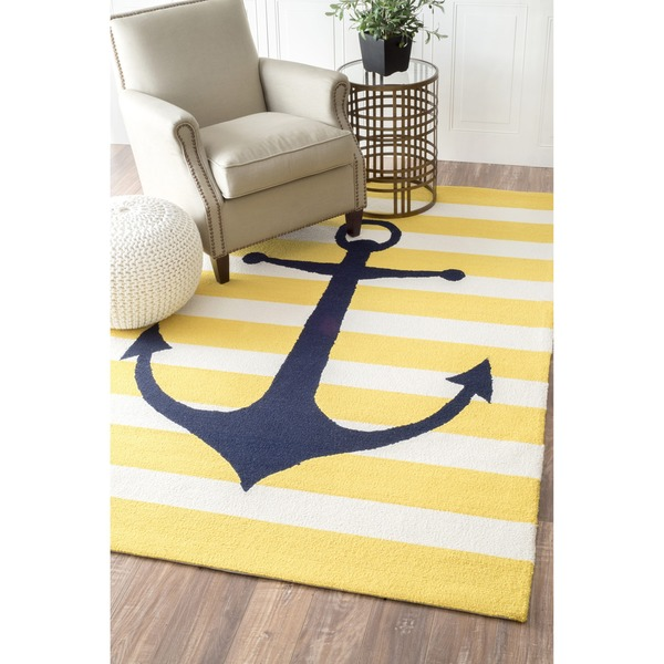 Anchor Effect of Rug