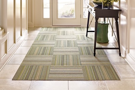 You Can Create Custom Rugs By Linking Carpet Tiles Together This Trend Is Por With Families Because If One Tile Damaged Easily Replace It